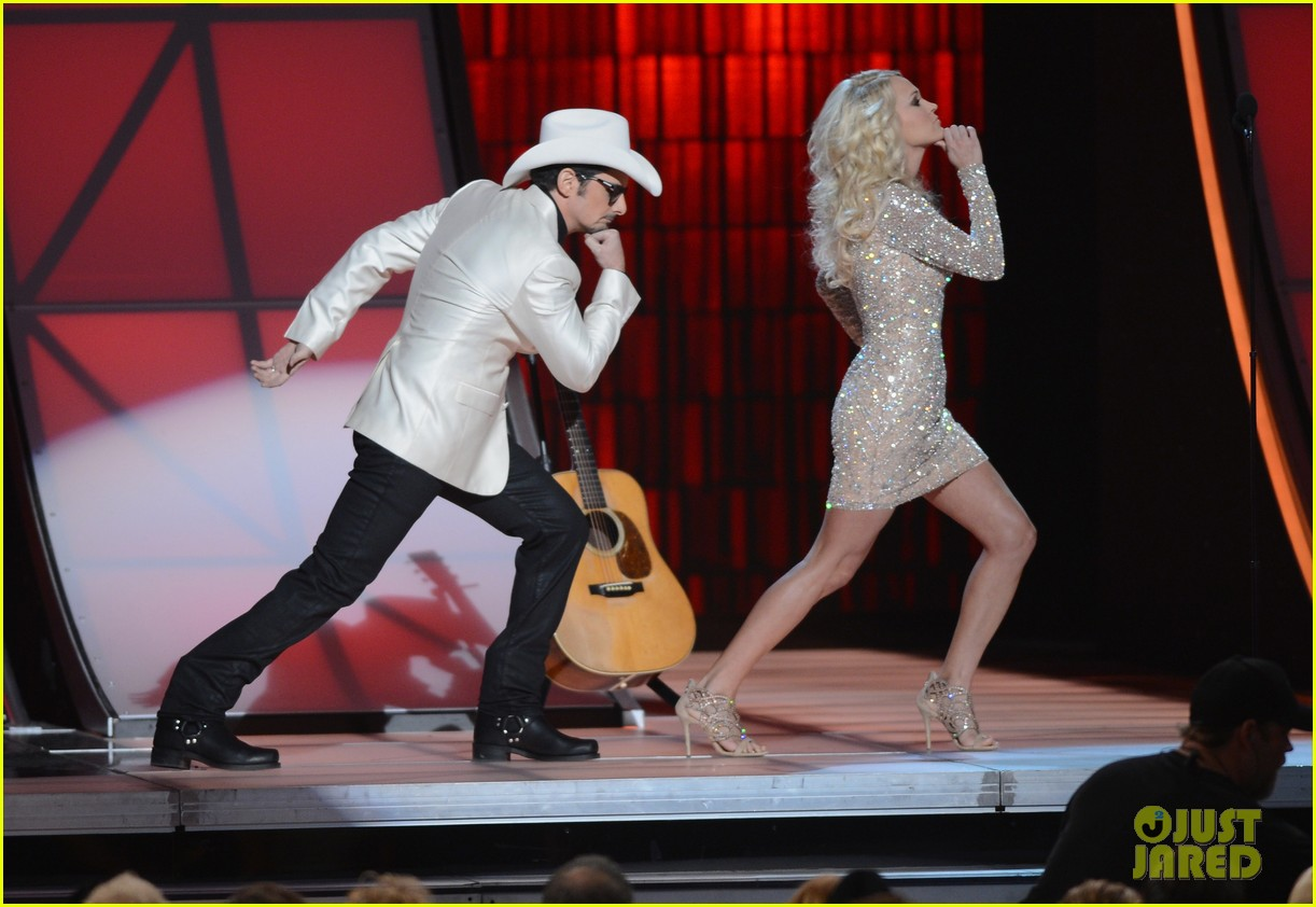carrie underwood brad paisley gangnam style 05