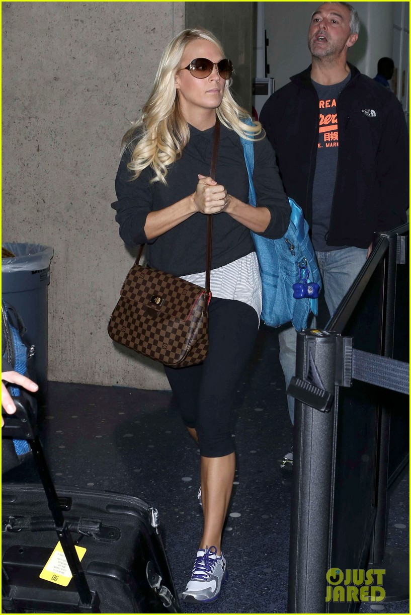carrie underwood amas rehearsals 2012 122759873