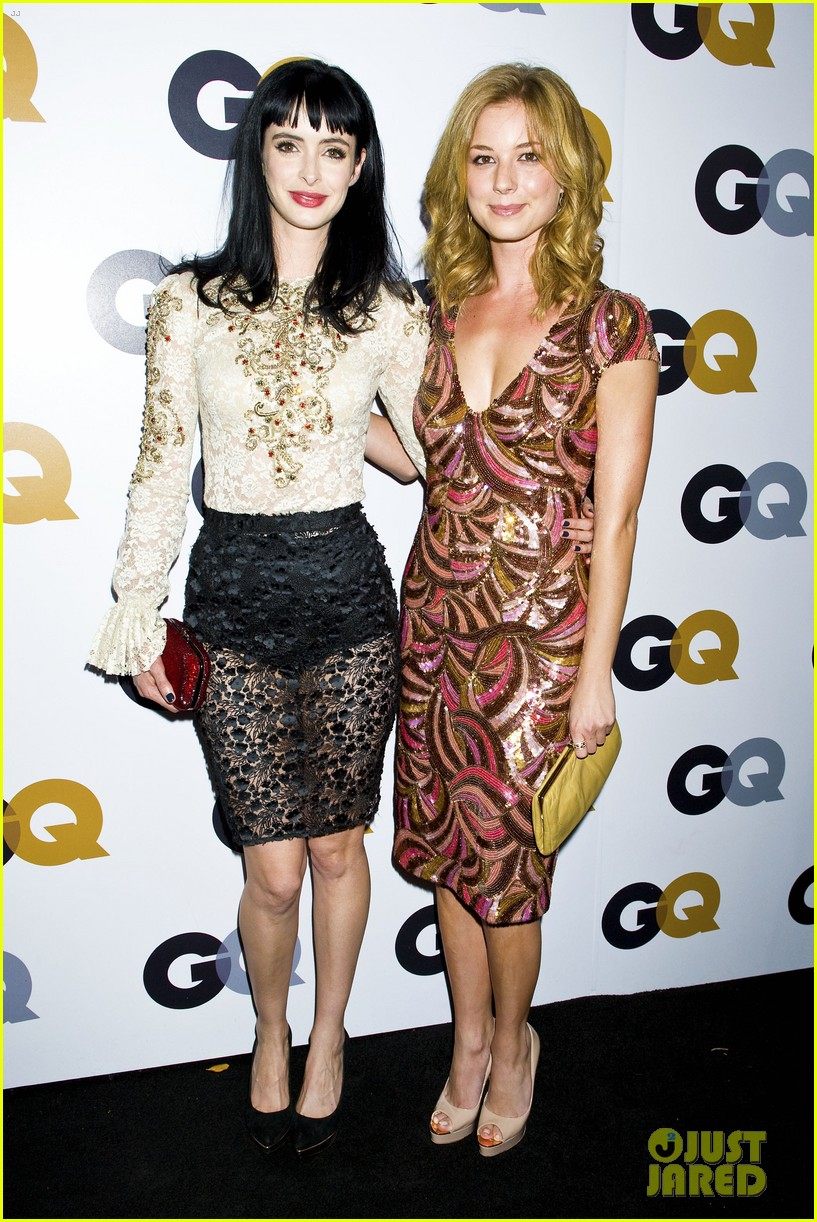 emily vancamp krysten ritter 2012 gq men of the year party 092757320