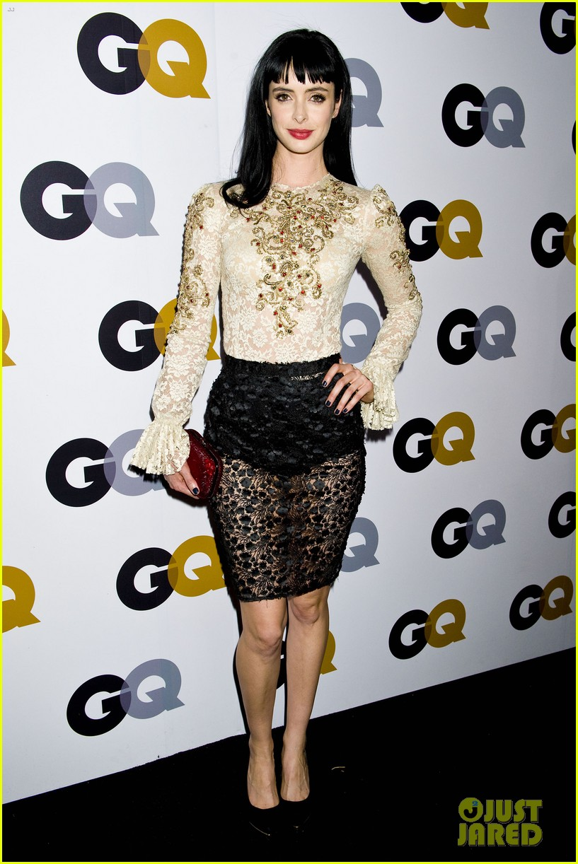 emily vancamp krysten ritter 2012 gq men of the year party 252757336