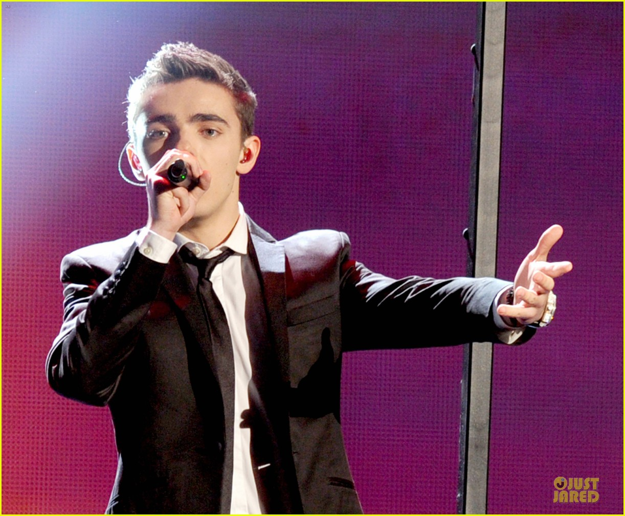 the wanted i found you amas performance 02