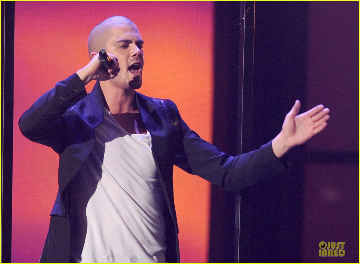 the wanted i found you amas performance 072760371