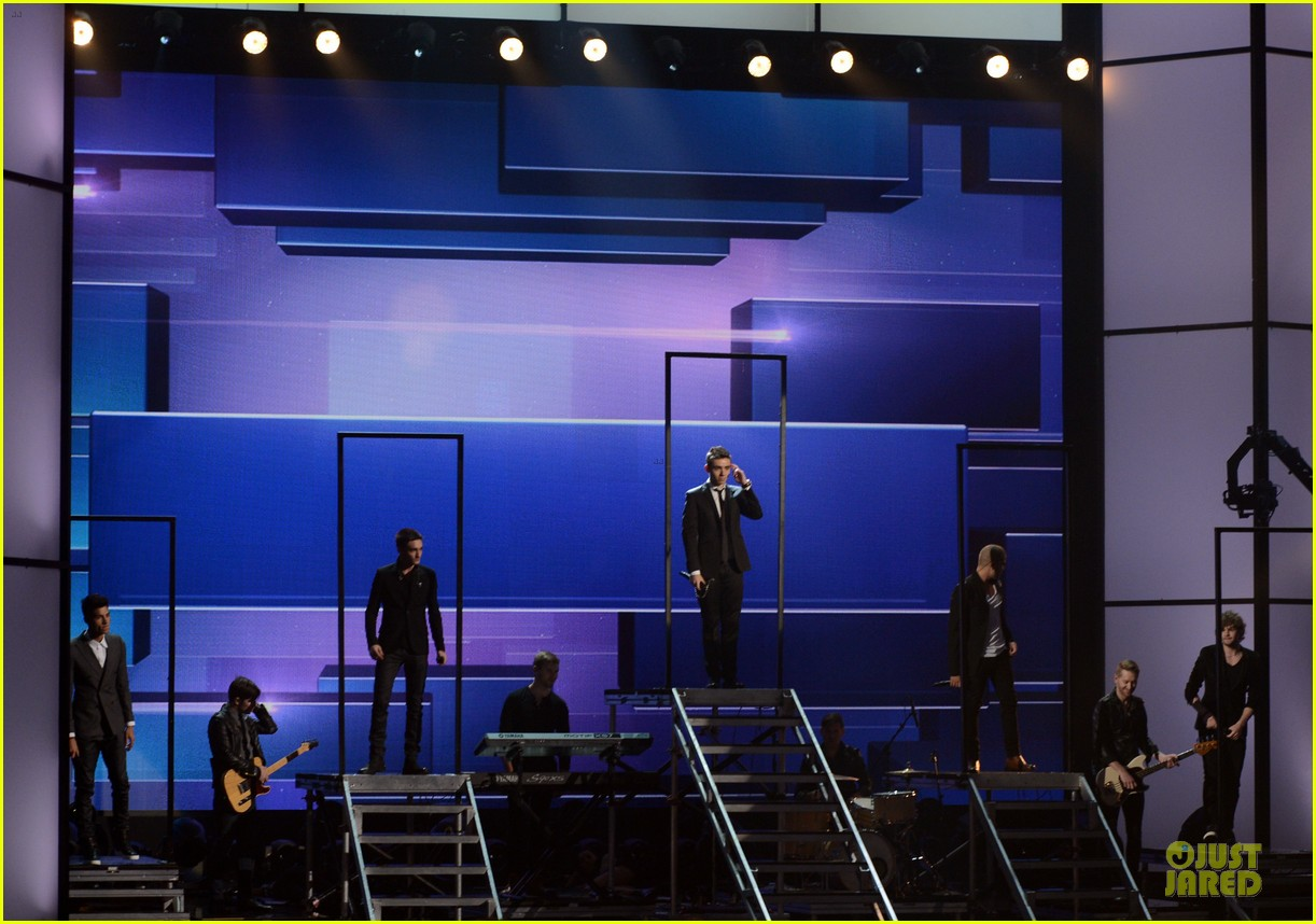 the wanted i found you amas performance 122760376