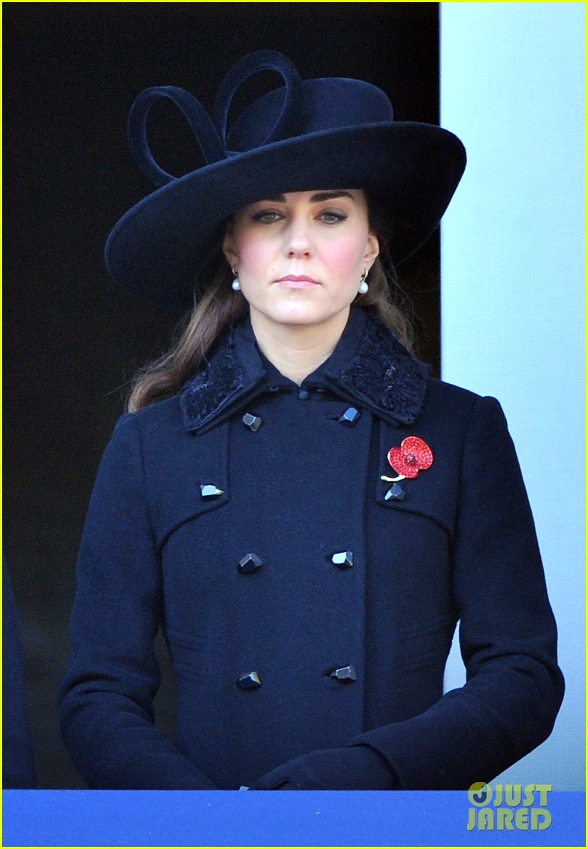 prince william duchess kate remembrance sunday observations 032755266
