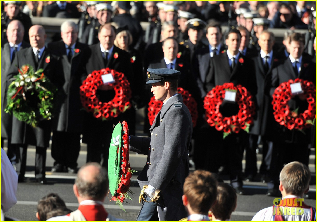 prince william duchess kate remembrance sunday observations 062755269
