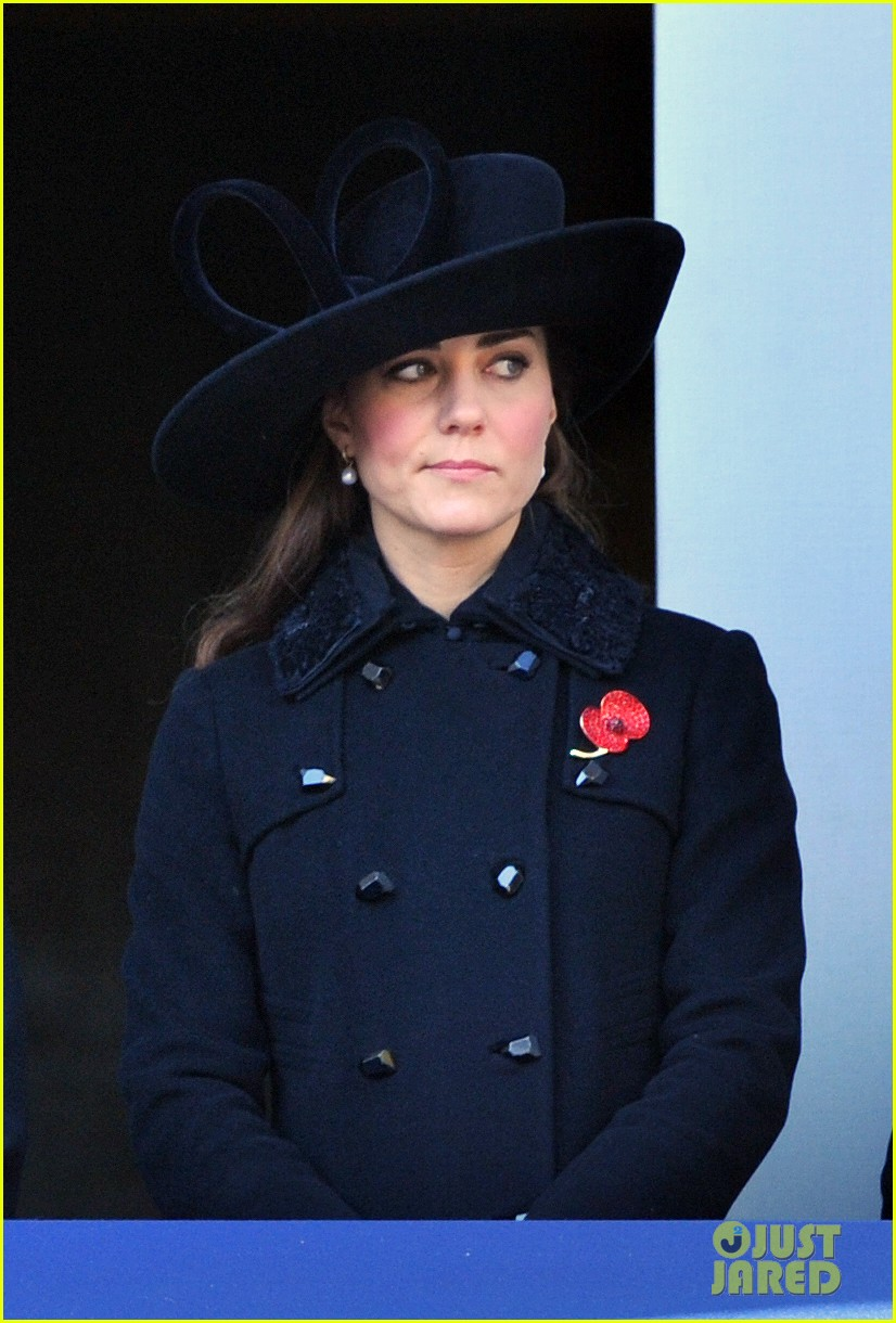 prince william duchess kate remembrance sunday observations 082755271