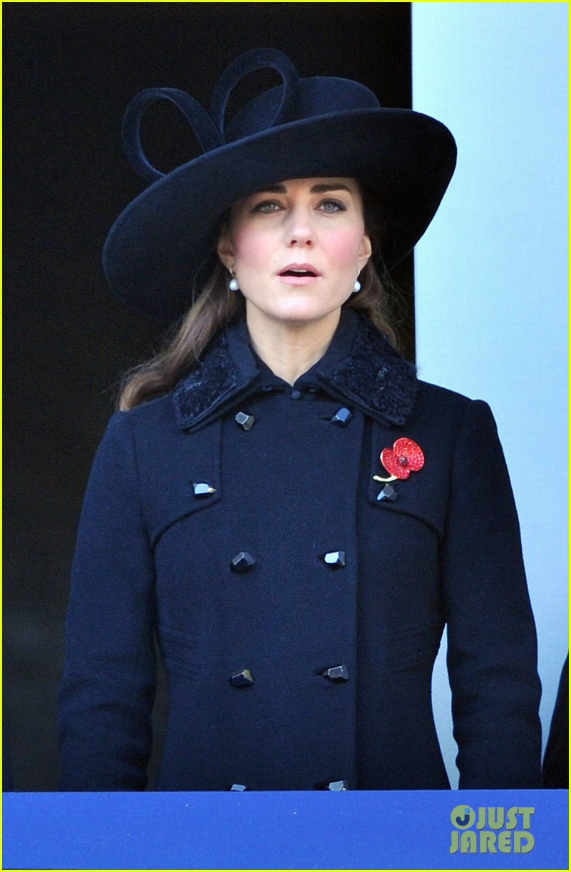 prince william duchess kate remembrance sunday observations 142755277