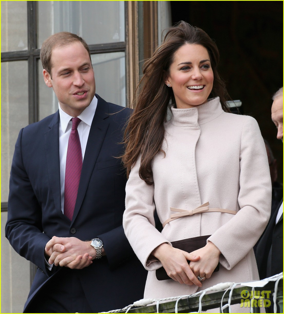 prince william duchess kate cambridge senate house visit 062765127