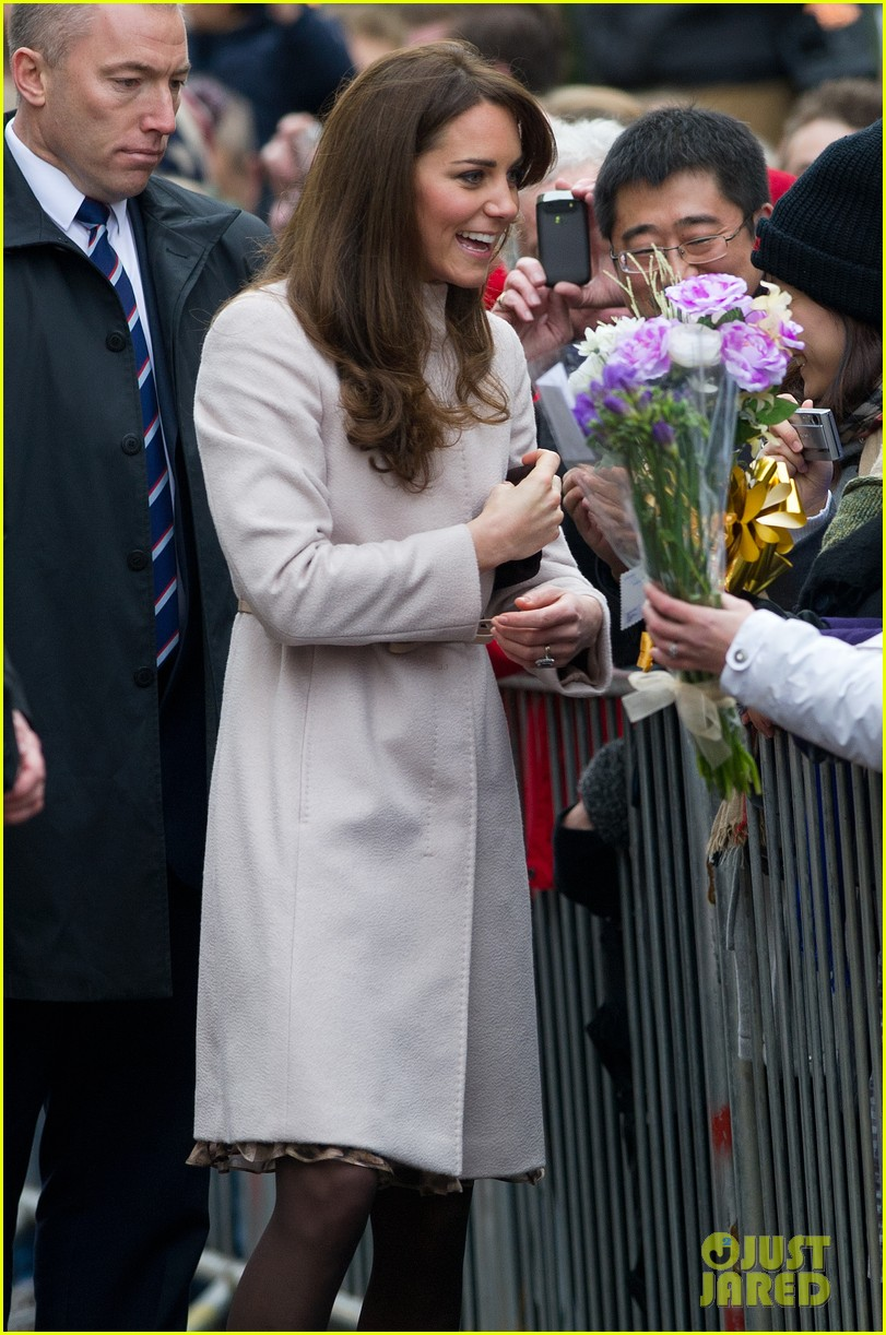 prince william duchess kate cambridge senate house visit 102765131