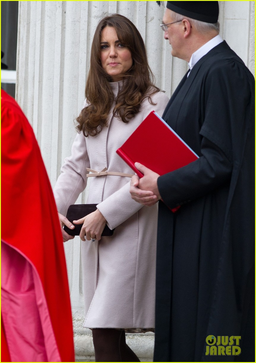 prince william duchess kate cambridge senate house visit 142765135