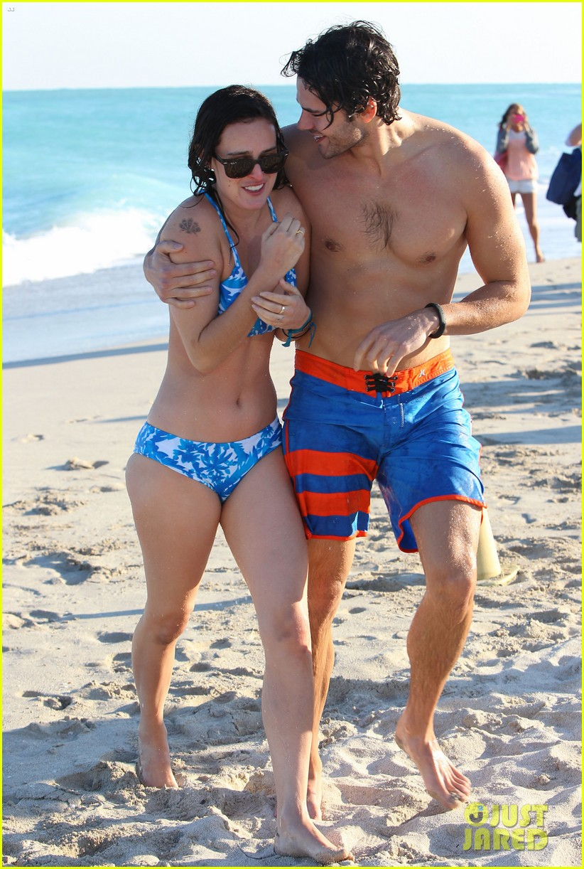 rumer willis jayson blair miami beach besos 042753711