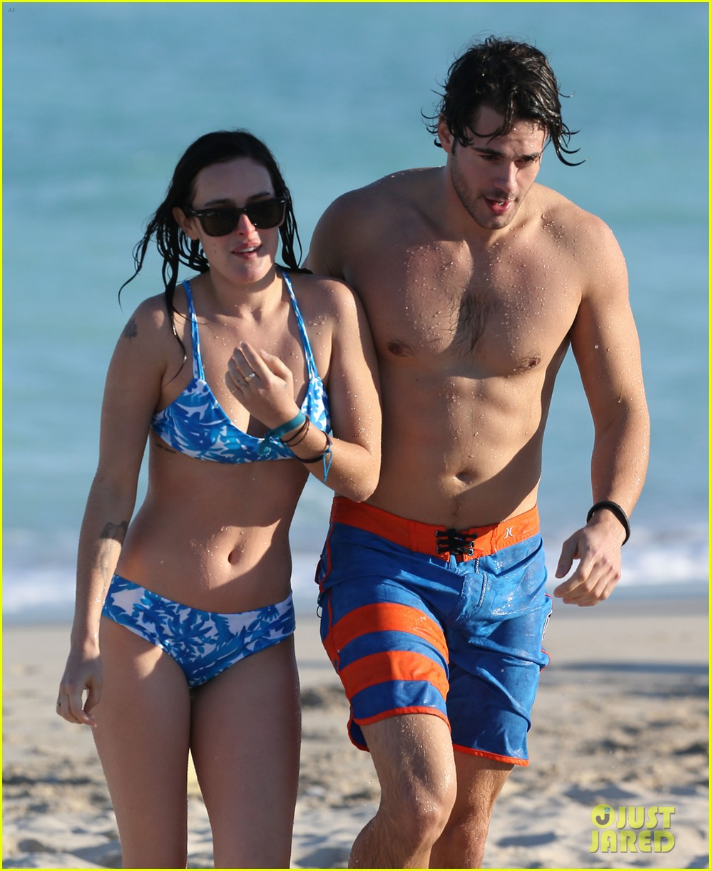 rumer willis jayson blair miami beach besos 25