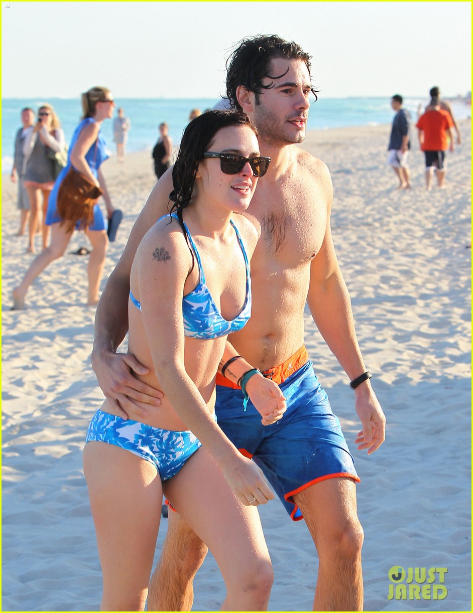 rumer willis jayson blair miami beach besos 342753741