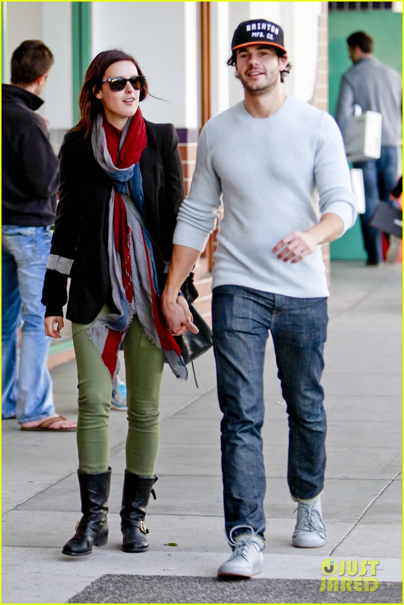 rumer willis jayson blair romantic walk beverly hills 042755433
