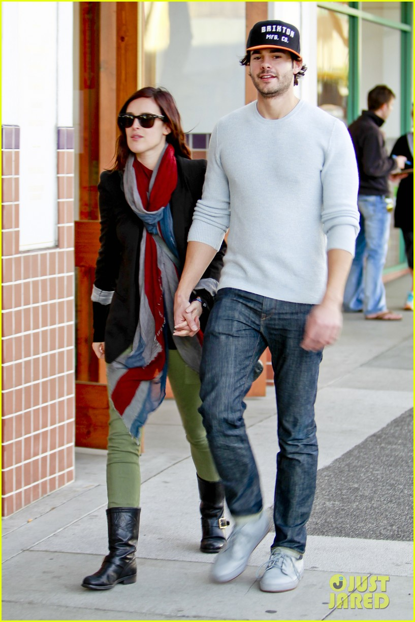 rumer willis jayson blair romantic walk beverly hills 092755438