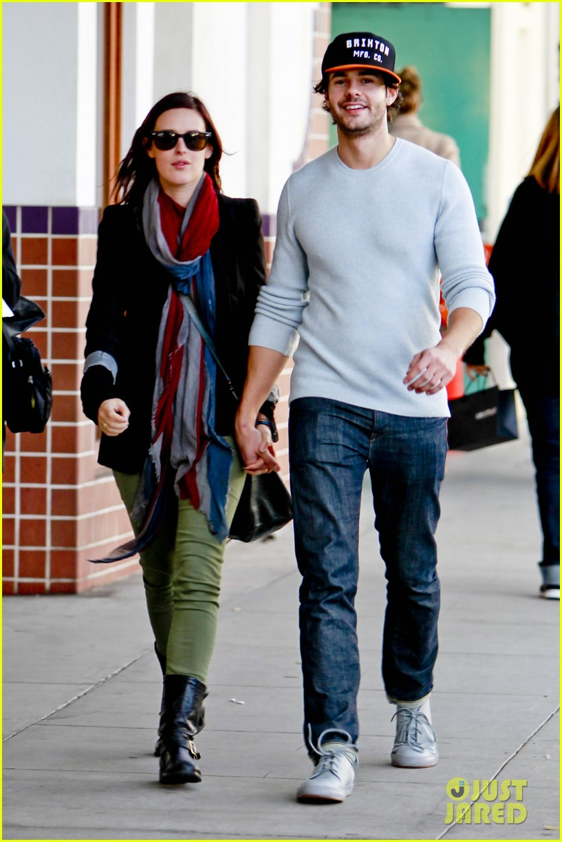 rumer willis jayson blair romantic walk beverly hills 102755439