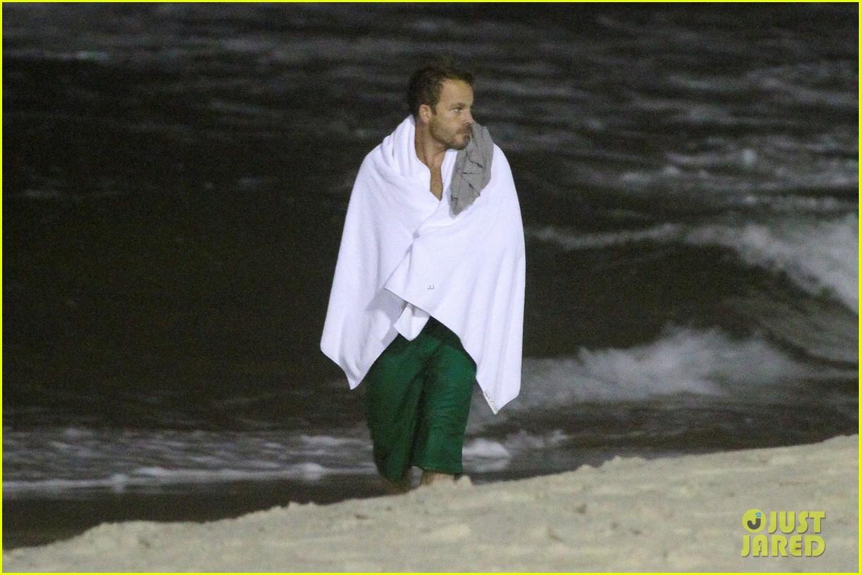 owen wilson stephen dorff shirtless beach buddies 122766635