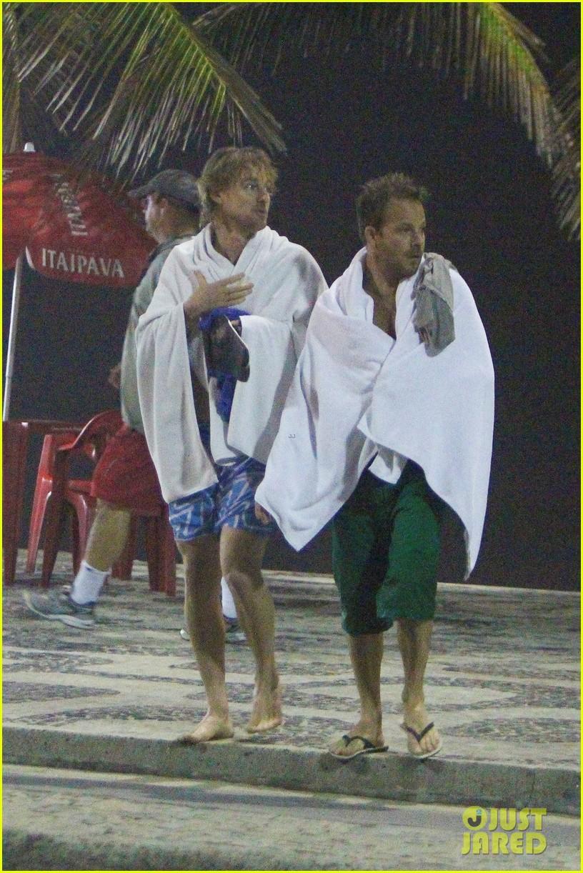 owen wilson stephen dorff shirtless beach buddies 232766646