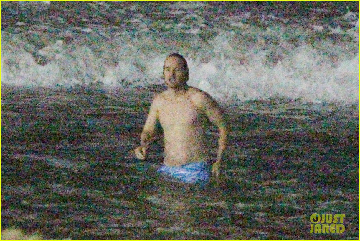 owen wilson stephen dorff shirtless beach buddies 262766649