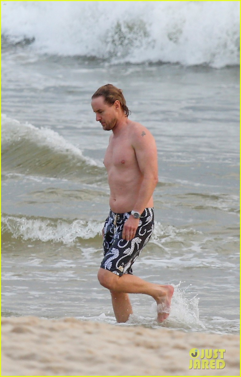 owen wilson shirtless in rio 162765593