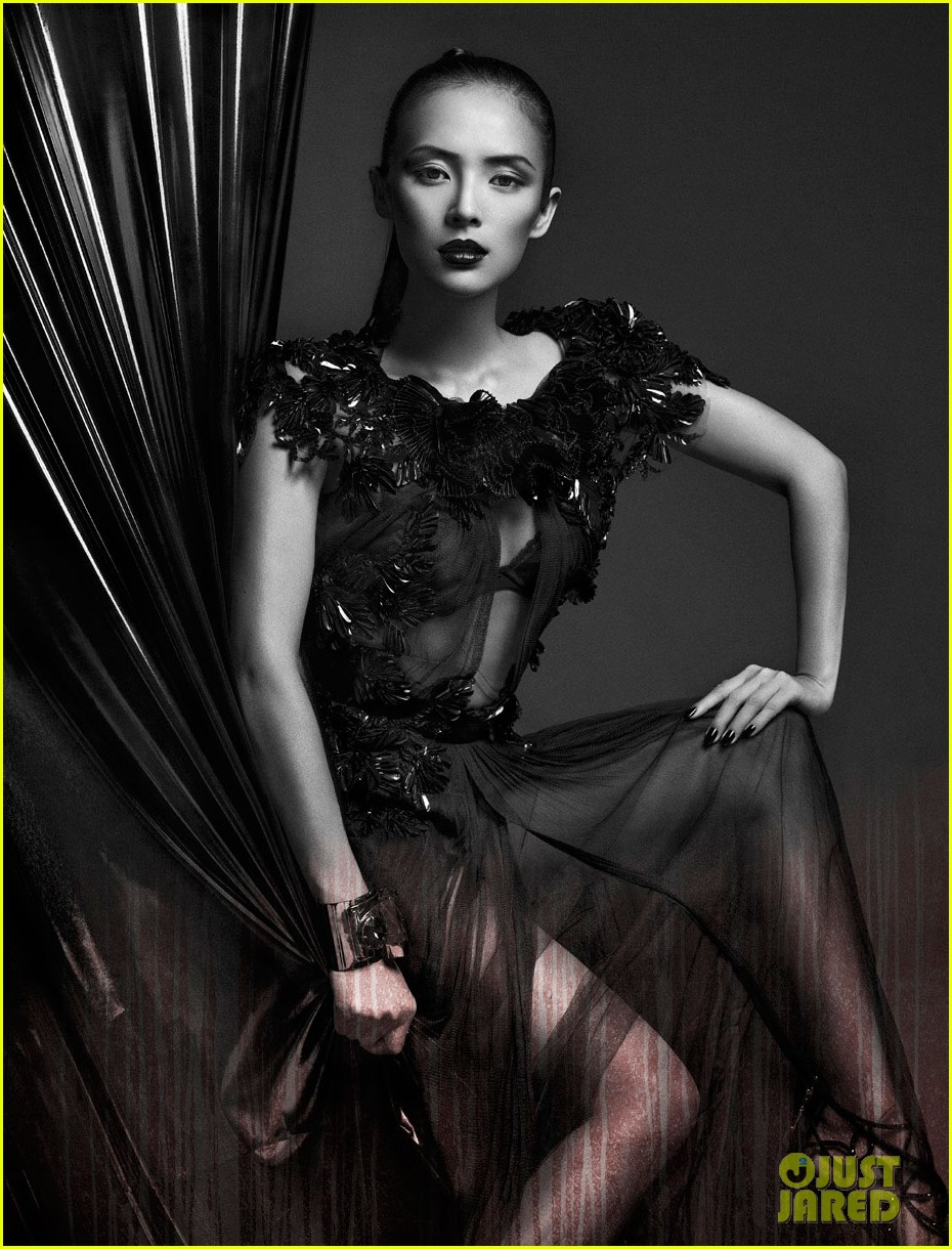 zhang ziyi flaunt magazine feature 072762485