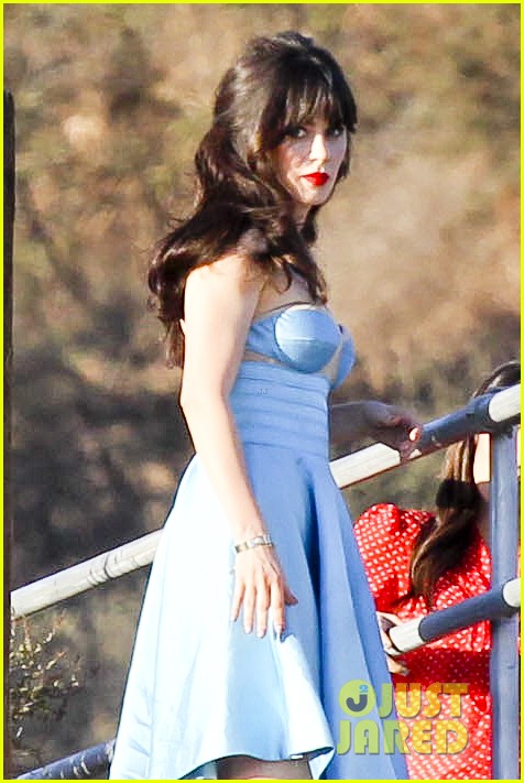 zooey deschanel glamorous photo shoot gal 032750949