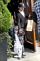 christina aguilera houstons lunch with karate boy max 10