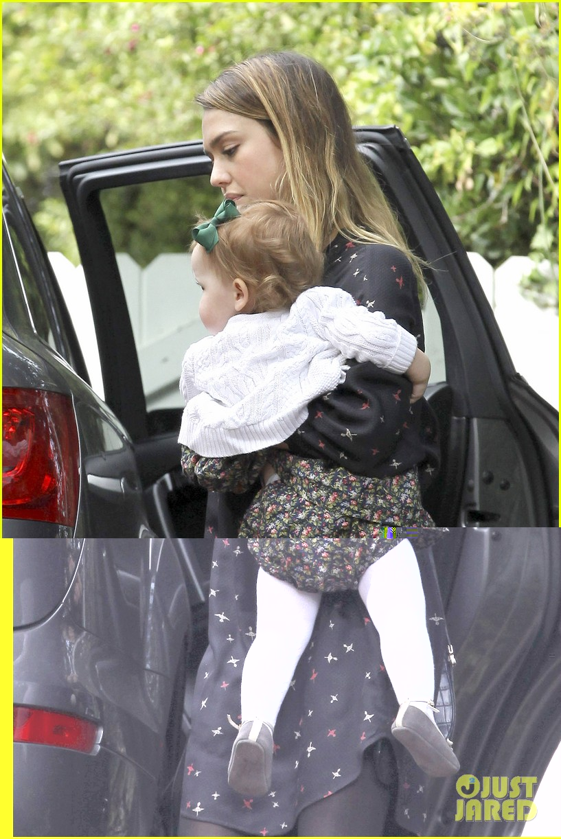 jessica alba party with the kids 10
