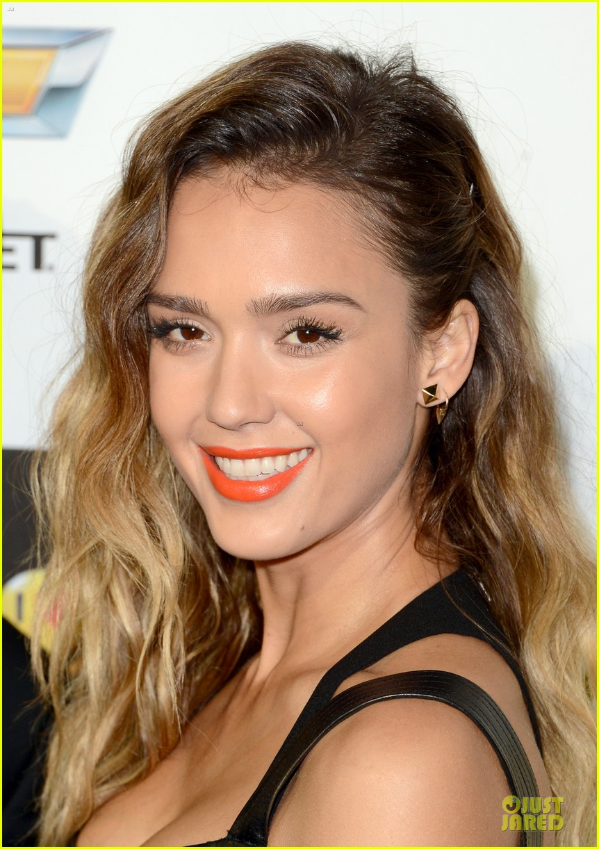 jessica alba spike tv video game awards 192771623