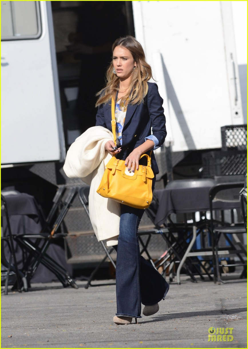 jessica alba hollywood film studio stop 012778206
