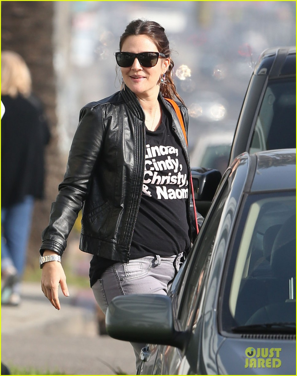 drew barrymore olive not a crying baby 042772748