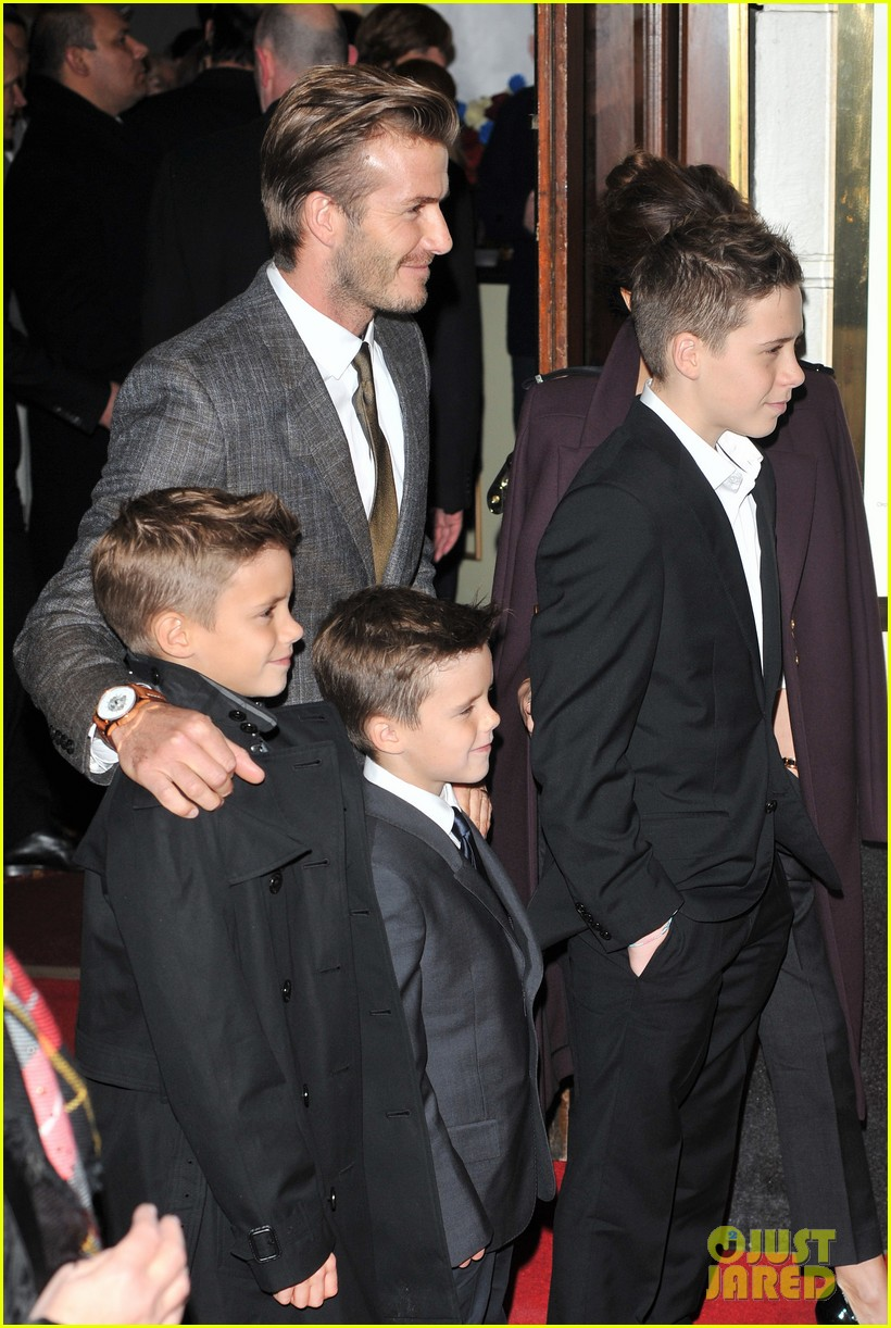 victoria beckham viva forever with david the boys 192773813