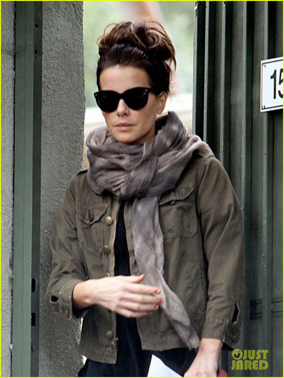 kate beckinsale retail therapy with len wiseman 072768447