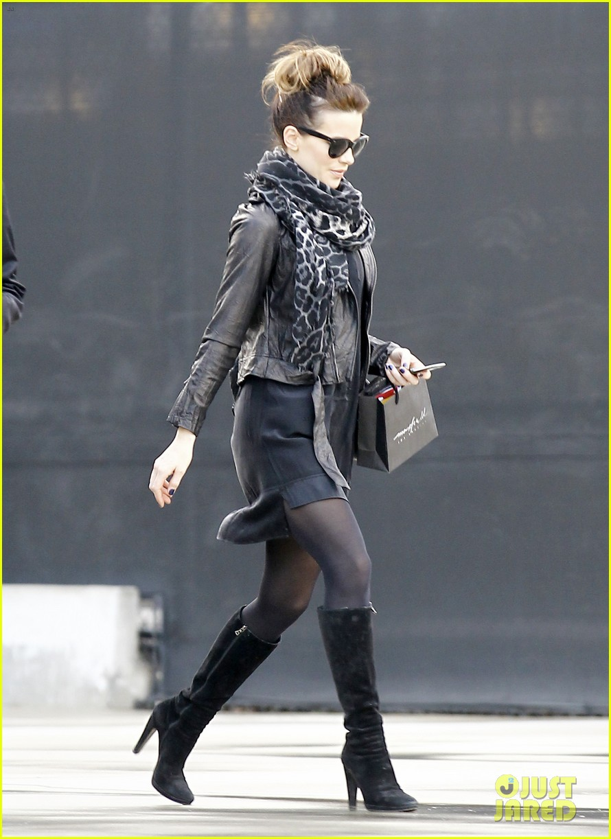kate beckinsale retail therapy with len wiseman 082768448