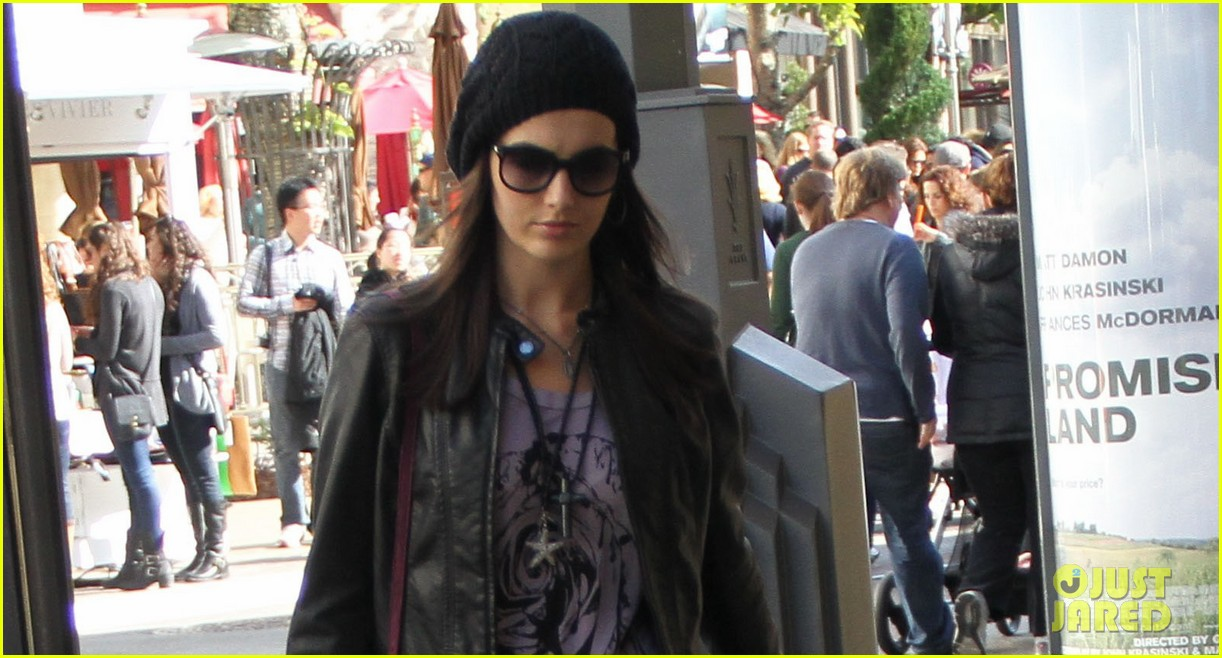 camilla belle my last minute shopping is getting done 03