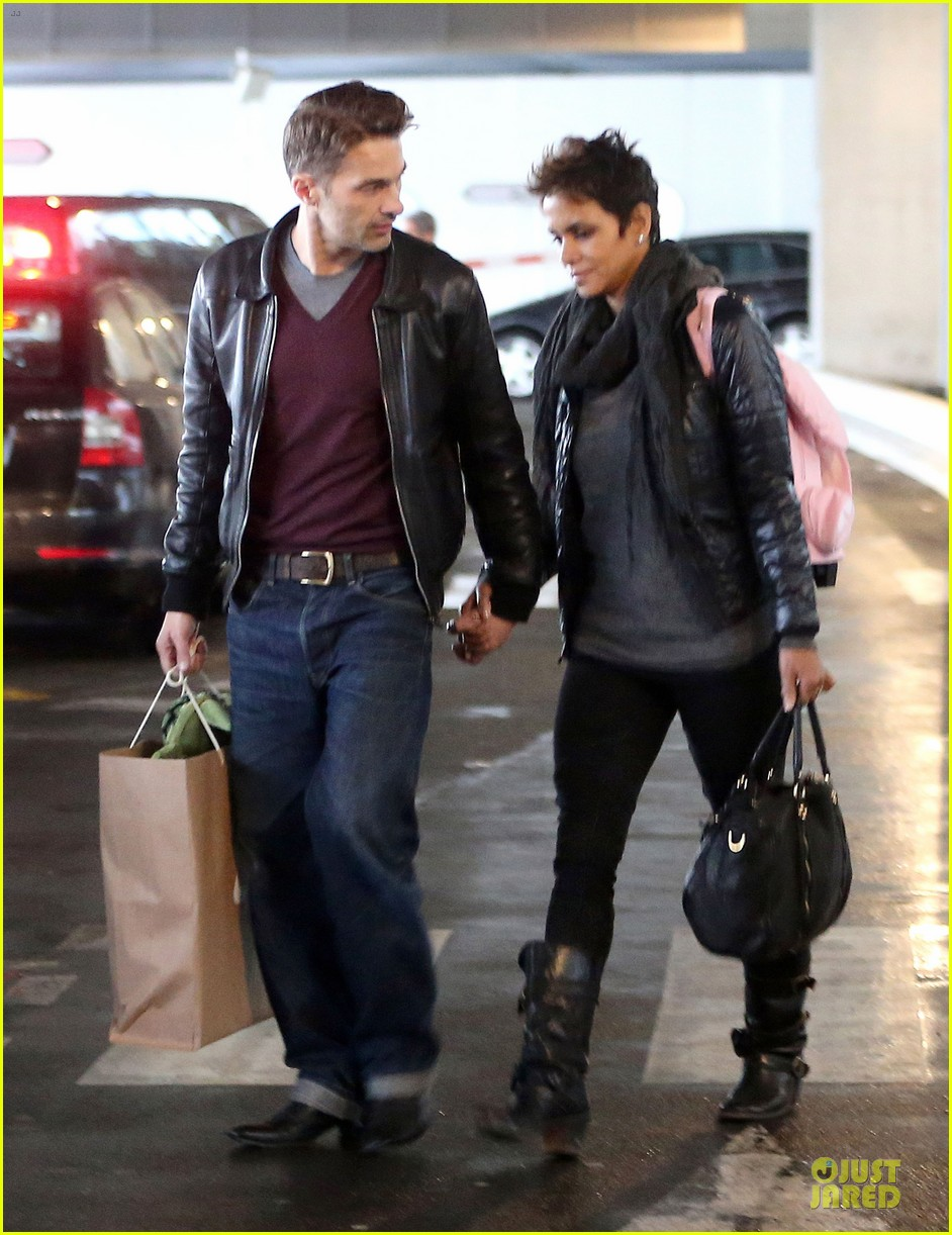 halle berry & olivier martienz paris for the holidays 182779563