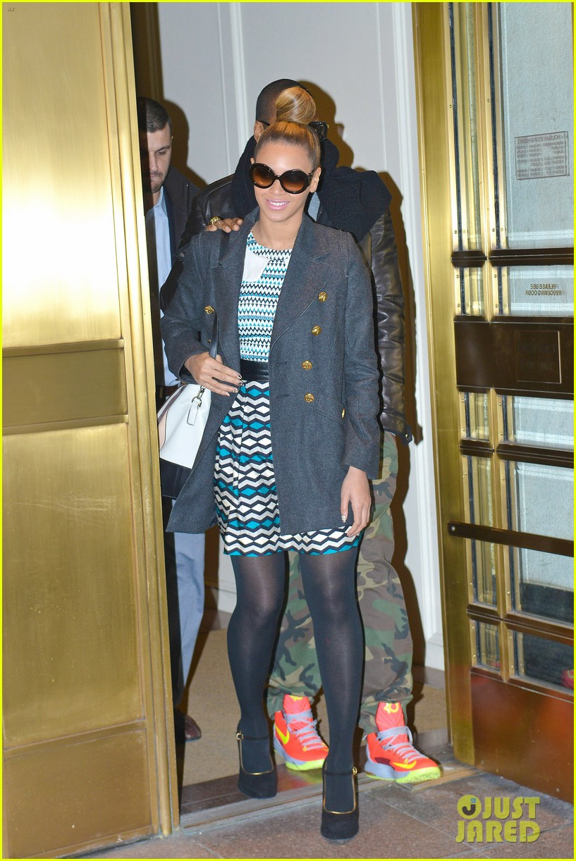 beyonce knowles jay z shopping 034031871