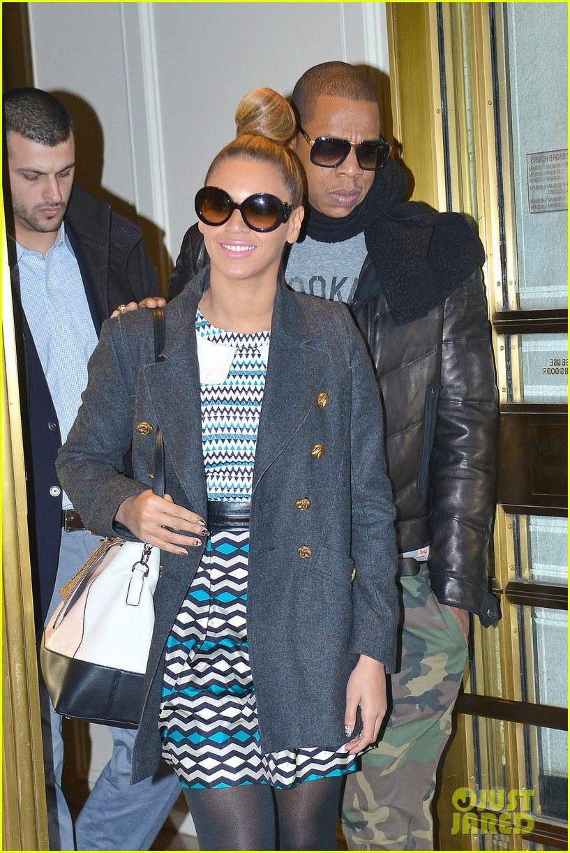 beyonce knowles jay z shopping 044031872