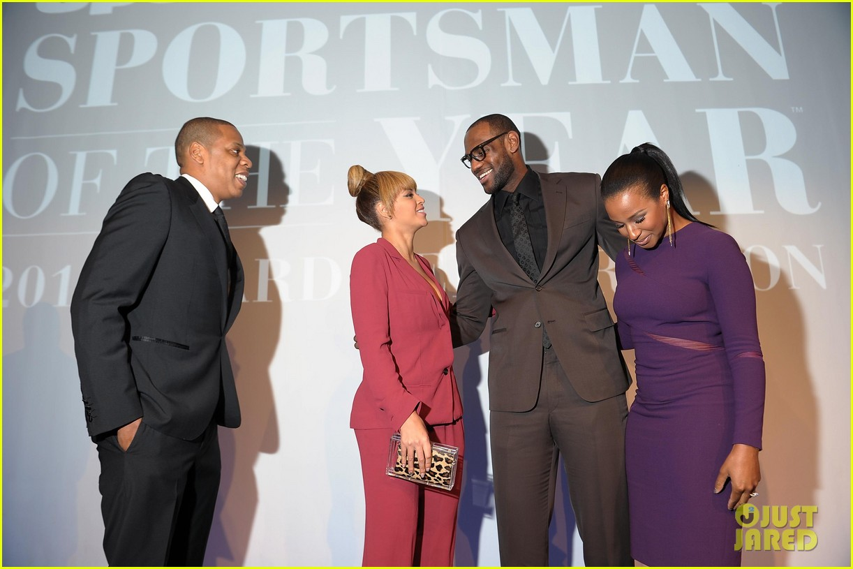 beyonce jay z sportsman of the year awards 112769936
