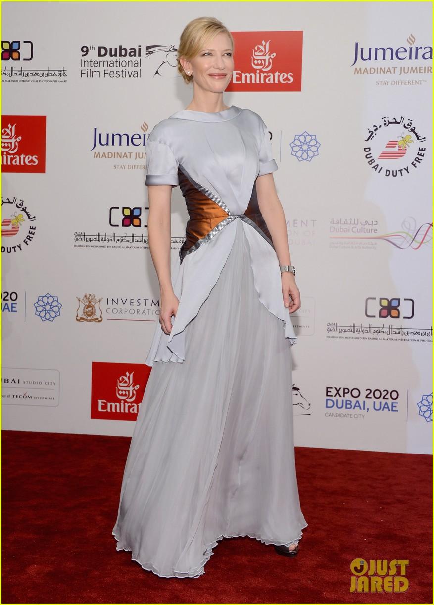cate blanchett freida pinto dubai international film festival 2012 06