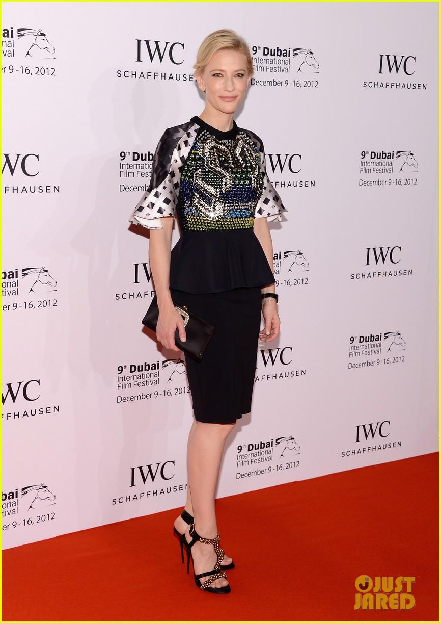 cate blanchett filmmaker award gala dinner in dubai 012773047