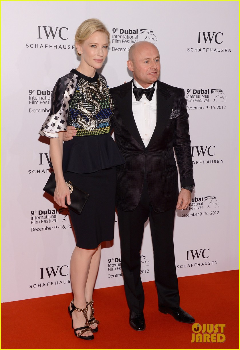cate blanchett filmmaker award gala dinner in dubai 09