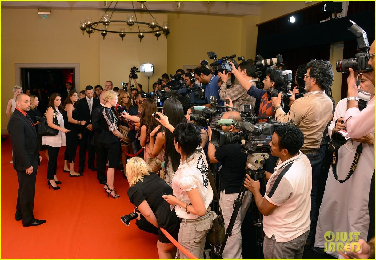 cate blanchett filmmaker award gala dinner in dubai 132773059
