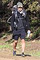 orlando bloom runyon canyon hike with flynn 10