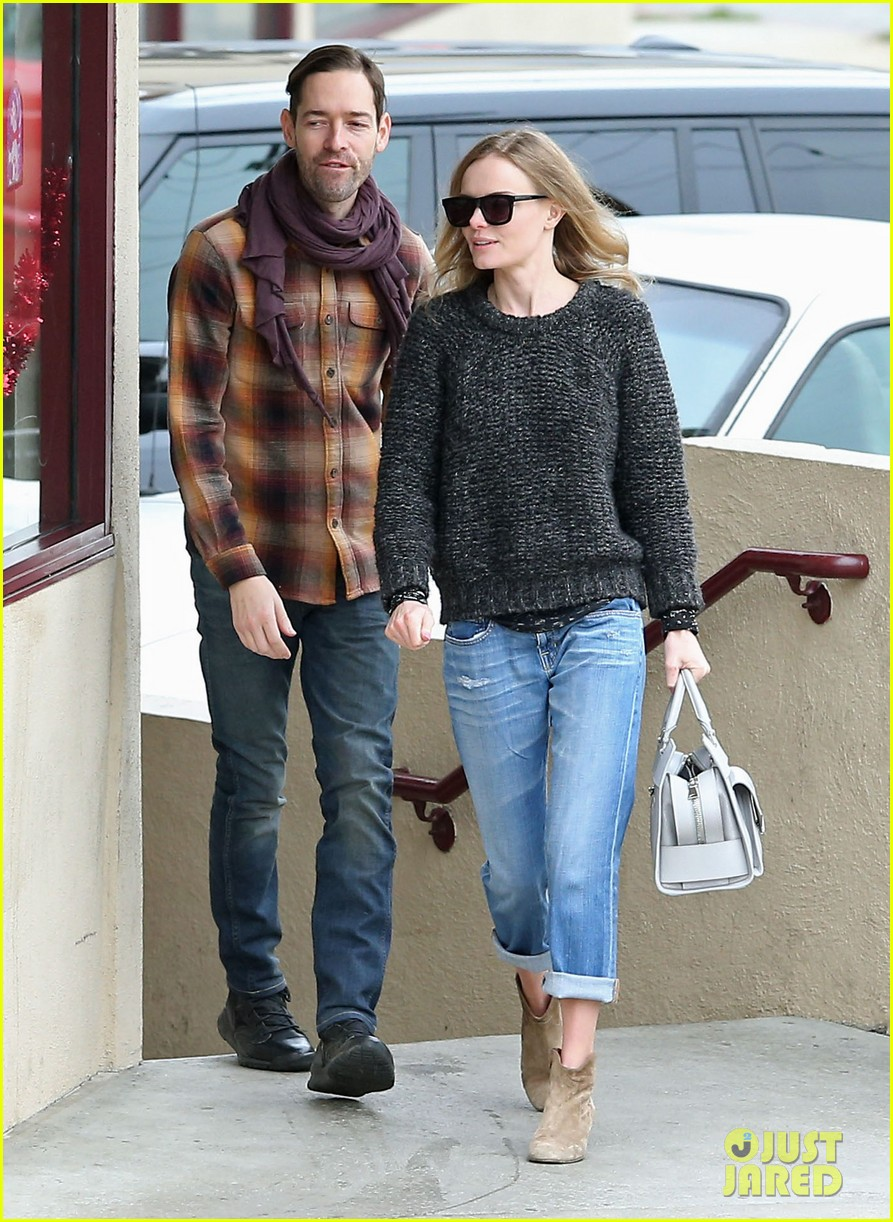kate bosworth michael polish fatburger lunch 01