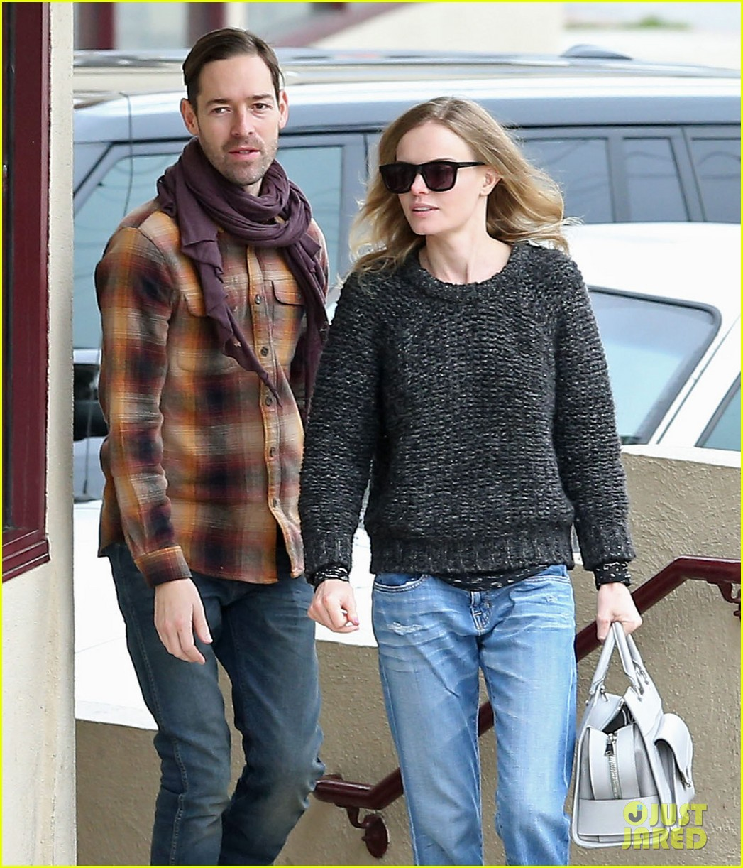 kate bosworth michael polish fatburger lunch 022779784