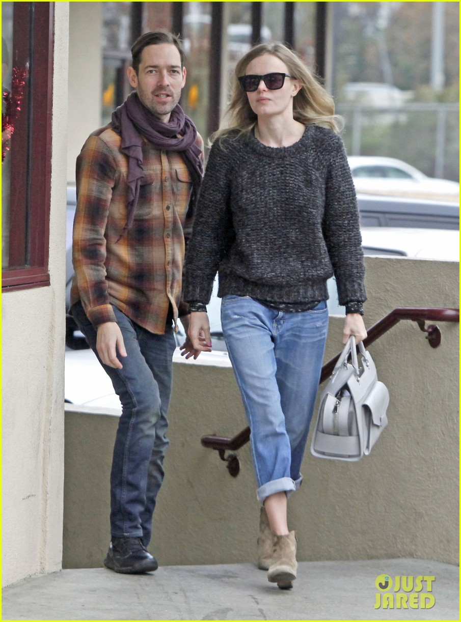 kate bosworth michael polish fatburger lunch 052779787
