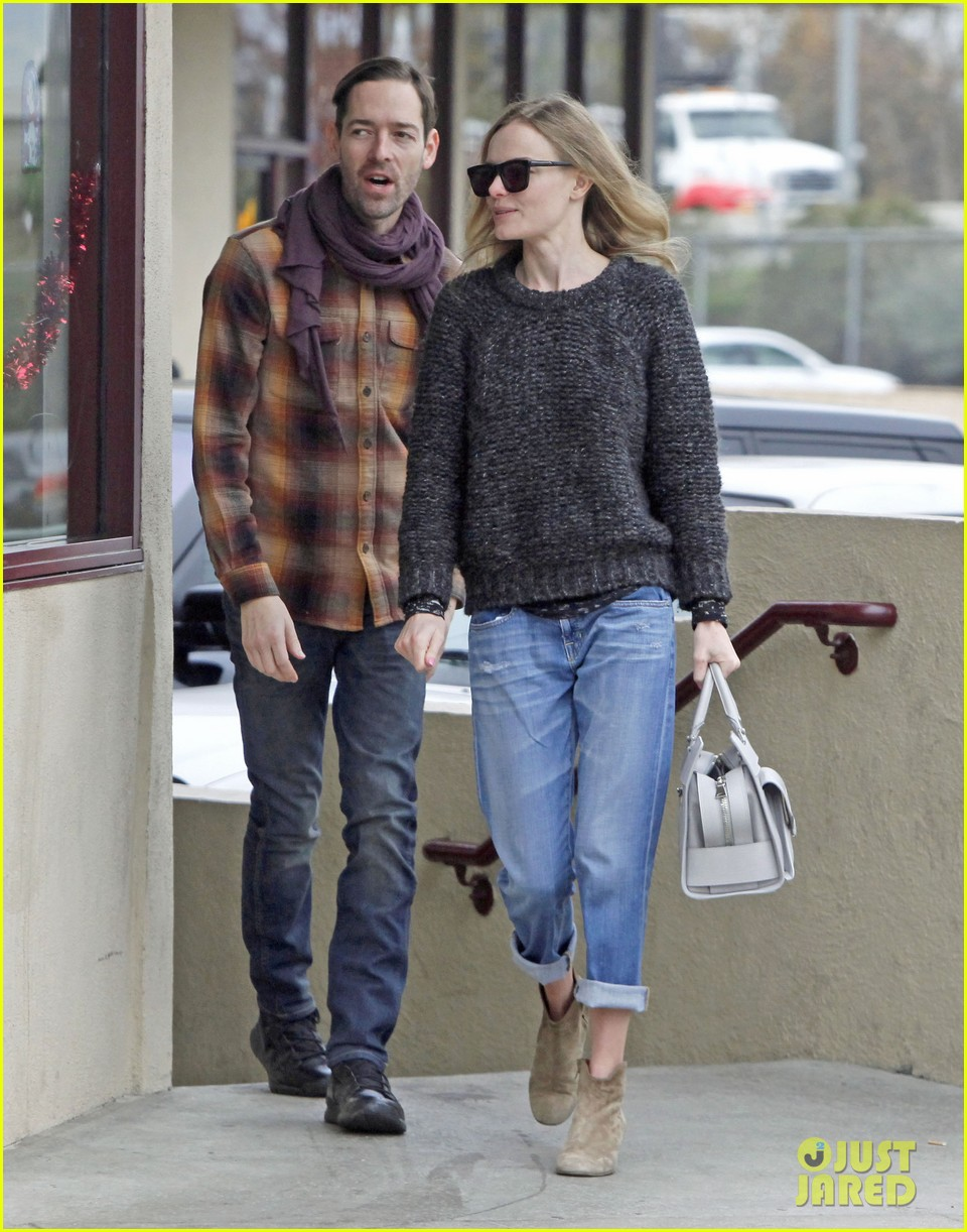 kate bosworth michael polish fatburger lunch 102779792