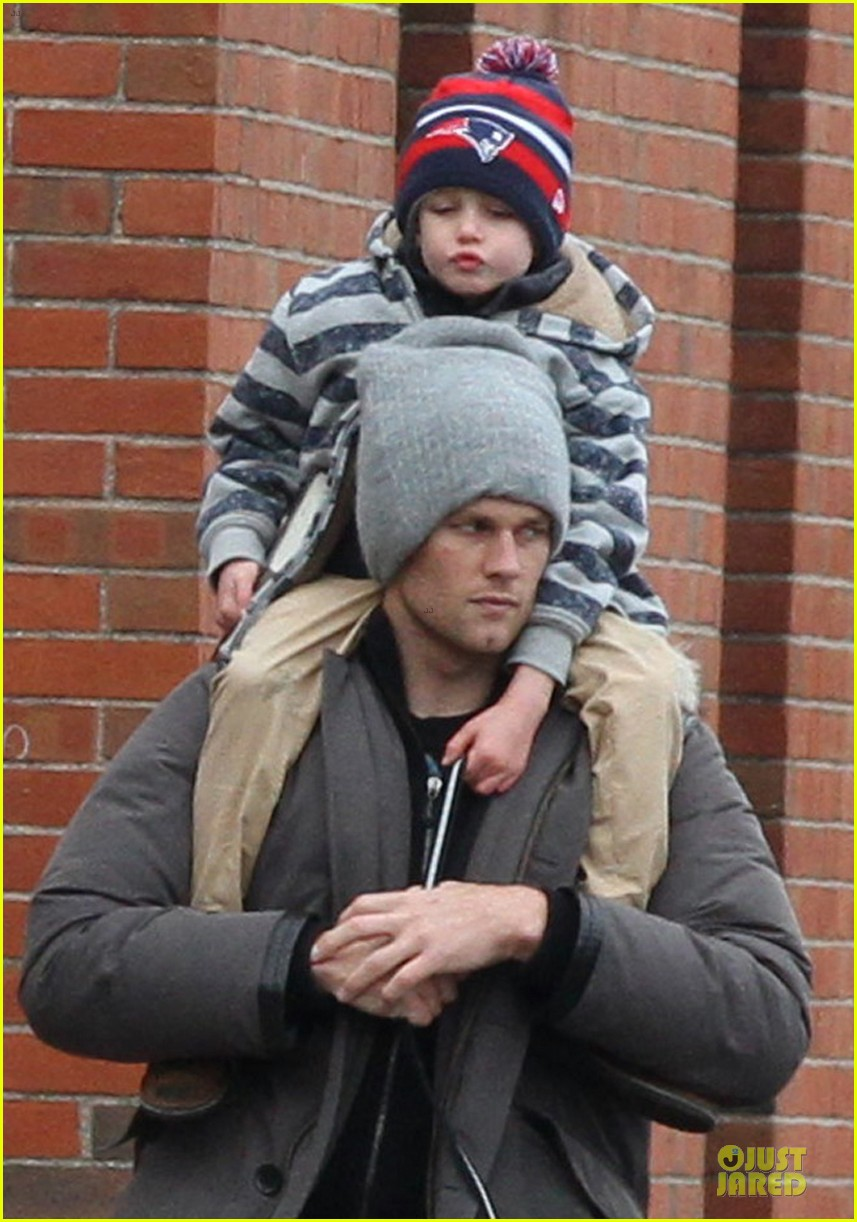 tom brady vivian is going to be an athlete 022772600