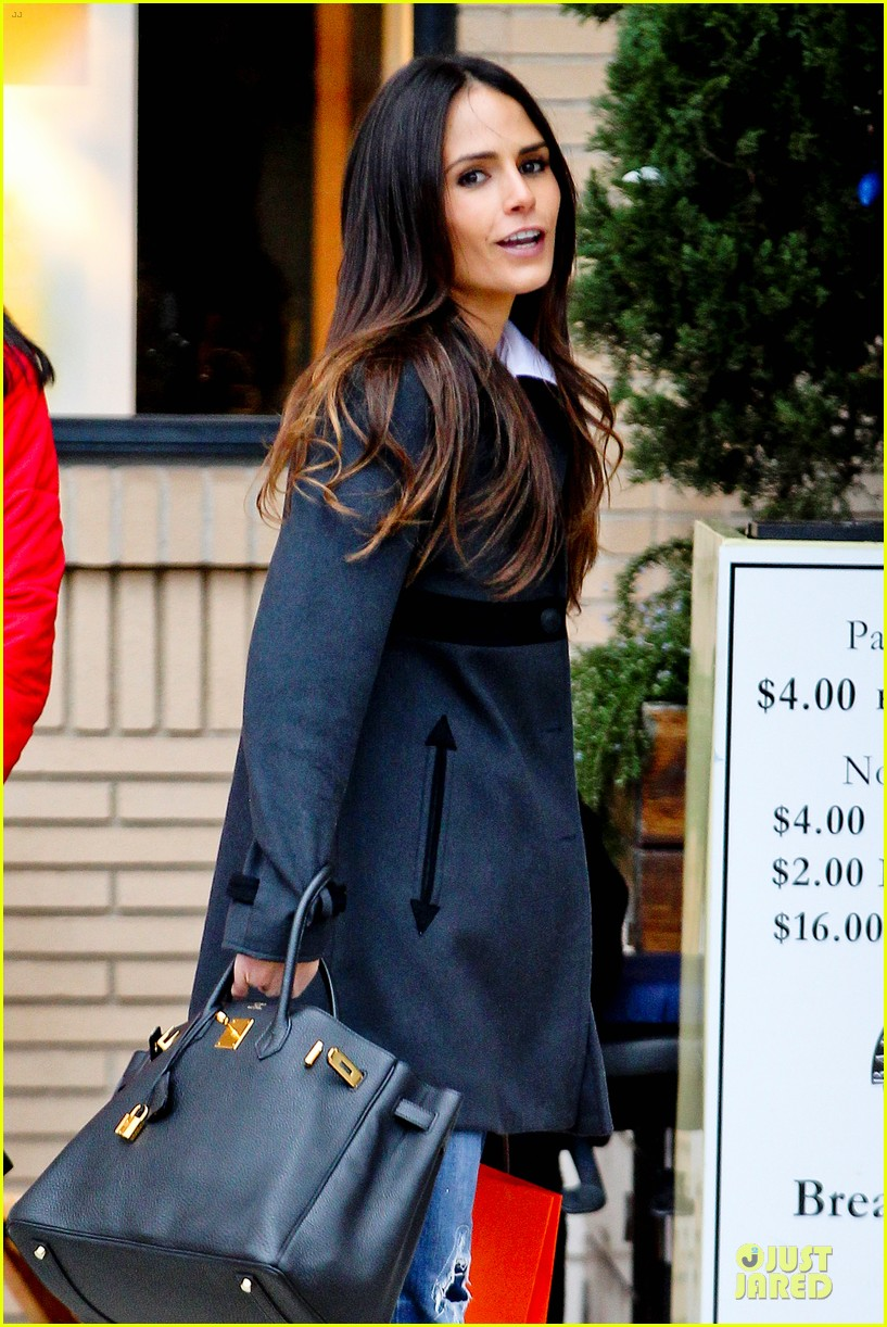 jordana brewster holiday shopping at barneys new york 082776505